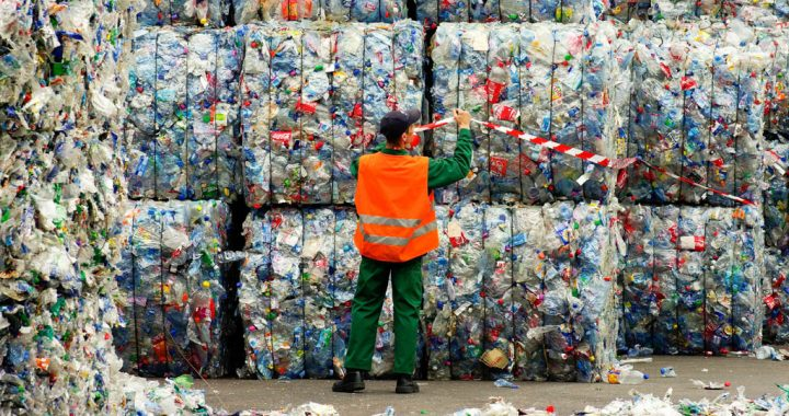 Seda Barcelona plastic bottle recycling plant