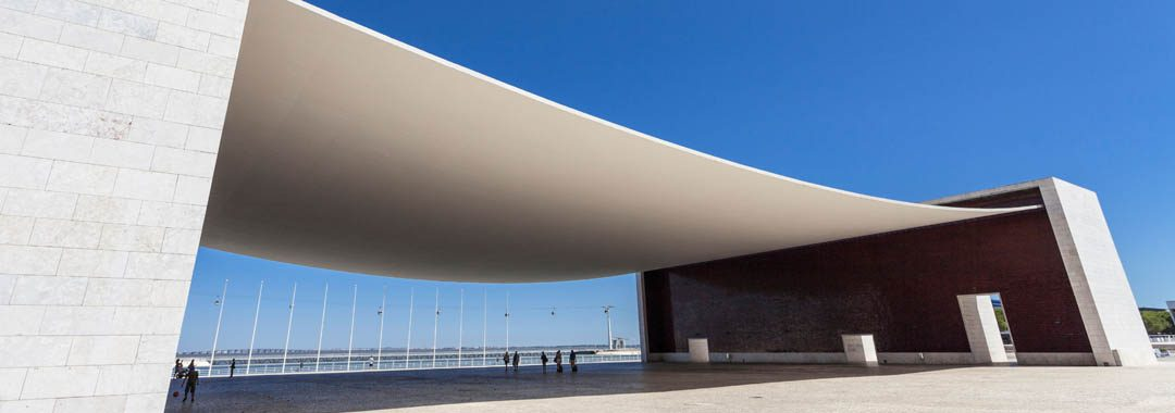 How cement made the Portuguese Pavilion possible